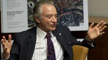 Ontario Lottery and Gaming Corporation Chair, Paul Godfrey. (Peter Power/The Globe and Mail)