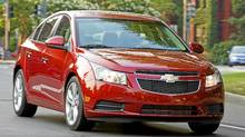 2011 Chevrolet Cruze (GM/General Motors)