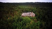 The property, worth about $2-million, includes 19 hectares and sits along the Kennebecasis River in Saint John, N.B.