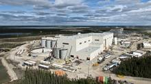 The slump in its share price comes after Detour Gold reduced its full year production guidance for the year to between 240,000 and 260,000 ounces of gold last week.
