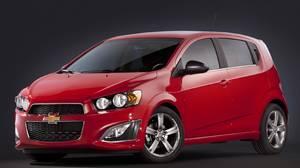 <p>2013 Chevrolet Sonic RS</p>