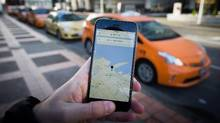 Uber has launched in several Canadian cities over the objections of local governments, and its drivers have been targeted by investigations and fines in cities such as Toronto and Ottawa. (DARRYL DYCK FOR THE GLOBE AND MAIL)