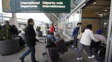 Cross-border shopping for cheaper air fares is hurting this this country's airline industry (Deborah Baic/The Globe and Mail)