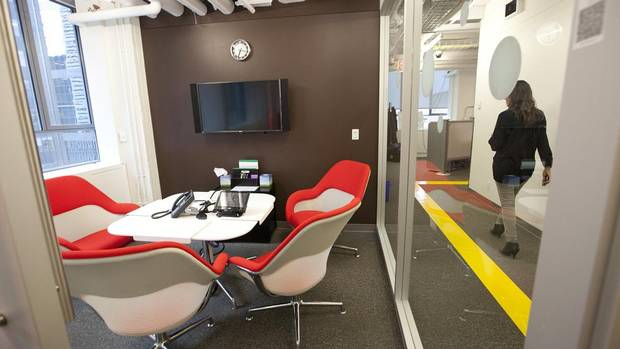 Take a tour of Googles new Toronto office  The Globe and Mail