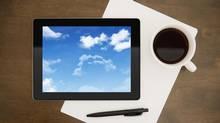 Cloud Computing On Desktop (pressureUA/Getty Images/iStockphoto)