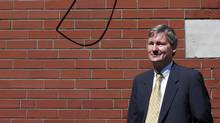 John C. Lindgren, President and CEO of MOSAID Technologies Incorporated. (Tory Zimmerman/Tory Zimmerman/The Globe and Mail)