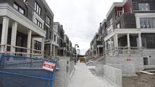 he new group of 10 real estate developers, which calls itself Building TO Inc., includes some of the city's biggest developers of condominiums, houses and rental units. (Fred Lum/The Globe and Mail)