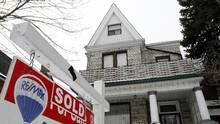 Anecdotes abound throughout the GTA of foreign buyers calling realtors from overseas to bid tens of thousands of dollars over asking price to secure new homes. (Fernando Morales/The Globe and Mail)