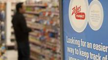 One reservations rivals have is that Target will attempt to woo back customers once they restart the pharmacy business. (Brett Gundlock for The Globe and Mail/Brett Gundlock for The Globe and Mail)
