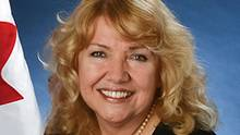 "Conservative Sen. Lynn Beyak, who famously declared ""some good"" came out of Canada's residential schools, has been removed from the Senate's committee on aboriginal peoples. (Senate of Canada.)"