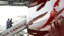 Transat has a deep-pocketed new threat to watch out for: Air Canada's low-cost carrier Rouge. (Chris Young/THE CANADIAN PRESS)