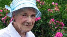 Felicitas Svejda, who died in Ottawa on Jan. 19 at the age of 95 from the effects of Alzheimer's disease, innovated throughout her career. (Courtesy of Agriculture and Agri-Food Canada)