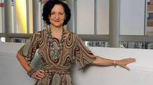 Sara Diamond is president of Ontario College of Art and Design University. (Tom Sandler Photography)
