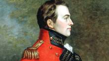Major-General Isaac Brock commanded British forces in the War of 1812. (PBS)