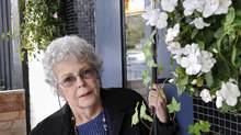 Bonnie Burnard, photographed in Toronto on Sept. 30, 2009, after the publication of her last book, Suddenly. (Kevin Van Paassen/The Globe and Mail)