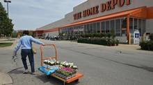 Home Depot has 2,263 stores, and 180 of those are in Canada. A Home Depot spokeswoman said the company cannot say how many Canadian customers may have been affected. (Daniel Acker/Bloomberg)