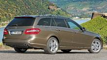 Mercedes-Benz E350 wagon. (Daimler AG/Mercedes-Benz)