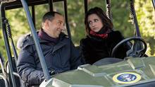 Julia Louis-Dreyfus is as good as ever in the role of Selina in Veep. (HBO)