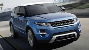 2013 Range Rover Evoque