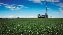 Operations at BHP Billiton's Jansen site in Saskatchewan (BHP)