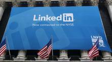 Social media such as LinkedIn offer opportunities to connect with would-be employers. (MIKE SEGAR/REUTERS/MIKE SEGAR/REUTERS)