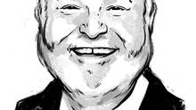 Actor, director, and activist Rob Reiner. (RACHEL IDZERDA FOR THE GLOBE AND MAIL)