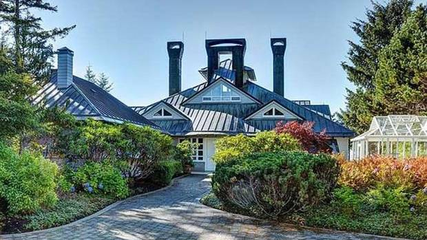 Location: Tofino, B.C. Provincial average: $532,000 Asking price: $3,998,000 Square footage: 8,917 (RE/MAX Ocean Pacific Realty)