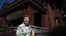 Consul-General Liu Fei, Consul-General of the People's Republic of China, doesn't think Chinese buyers are entirely responsible for Vancouver's house price increases. (DARRYL DYCK FOR THE GLOBE AND MAIL)