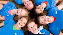 Girl Guides of Canada says it will not approve any new travel to the United States. (Hand-out/GIRL GUIDES OF CANADA)