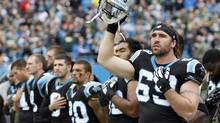 Jared Allen announced his retirement from football on Twitter, Thursday, Feb. 18, 2016. (Bob Leverone/AP)