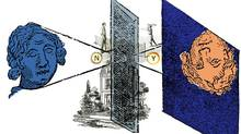 Illustration depicting camera obscura. (Photos.com/Getty Images)