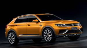 <p>Volkswagen CrossBlue Coupe Concept</p>