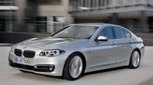 2014 BMW 5 Series (BMW)
