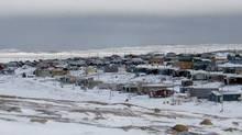 FILE PHOTO: Nunavut, Canada