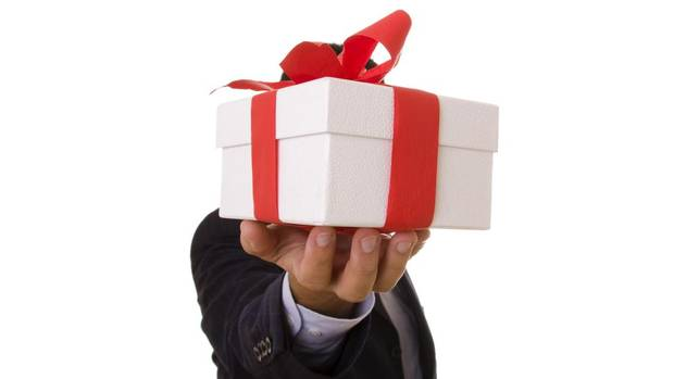 We asked Globe readers whether they received a holiday gift from their employer this year. Here's what we found: Not many did, but there are a few companies that have a history of spreading cheer. (ISTOCKPHOTO/GETTY IMAGES)