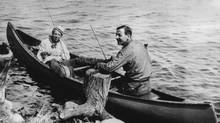 Tom Thomson and Arthur Lismer, Smoke Lake. (McMichael Canadian Art Collection)