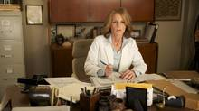 Helen Hunt stars in Decoding Annie Parker, a film about the discovery of the gene responsible for many breast and ovarian cancers.