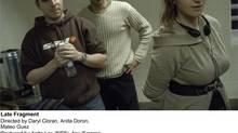 NFB film Late Fragment director Anita Doron. (Ben Mark Holzberg/National Film Board of Canada)
