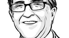 Robert Deluce, CEO of Porter Airlines, shares some of his success strategies and why speed bumps are a part of business – even in the sky. (RACHEL IDZERDA FOR THE GLOBE AND MAIL)