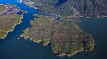 In September, the federal Liberal cabinet approved construction of an $11.4-billion terminal on Lelu Island to export liquefied natural gas from B.C. (Pacific Northwest LNG)