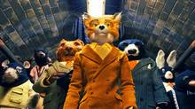 Using stop-action animation, Fantastic Mr. Fox beautifully combines a new tone with an old look. (Courtesy 20th Century Fox/TM and ©2008 Twentieth Century Fox Film Corporation. All rights reserved. Not for sale or dupllication.)