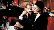 Jack Nicholson and Faye Dunaway in Chinatown.