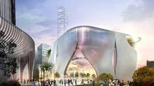 "The West Kowloon Cultural District Authority (""WKCDA"") announced today the appointment of two Hong Kong born architects to collaborate on the architectural design of the Xiqu (Chinese opera) Centre, one of the landmark cultural venues for the West Kowloon Cultural District, scheduled to open in 2016."