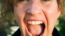 rage angry anger (iStockphoto)