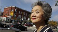 Adrienne Clarkson has written a new book about the Canadian immigrant experiences. (Peter Power/Peter Power/The Globe and Mail)