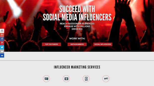 Social call: Five top lifestyle influence leaders you need to know