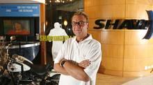 Shaw Communications CEO Jim Shaw (Larry MacDougal)
