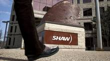 Shaw, Bell strike programming deal (Jeff McIntosh/THE CANADIAN PRESS)