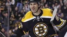 Boston Bruins right wing Jaromir Jagr (Charles Krupa/The Associated Press)