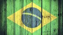 Brasil flag (badmanproduction/Getty Images/iStockphoto)